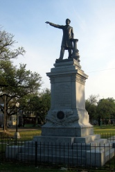 Statue of Jefferson Davis
